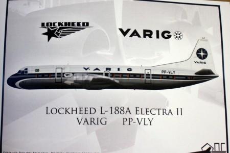 Este Electra aqui da Aircraft Profiles vem pra mim!
