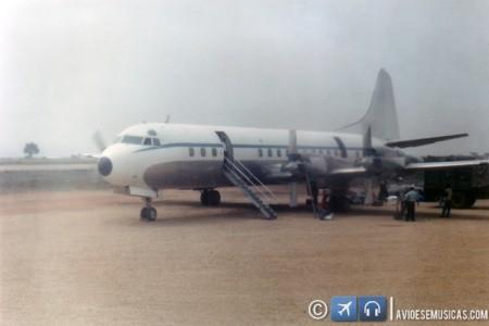 Assim como as pessoas, os aviões podem ter um fim de vida digno..ou não.. #Electra