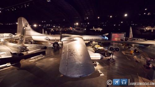foto do B-36 Peacemaker