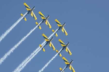Fim de semana aéreo em São Paulo – 22 e 23 de Setembro de 2012