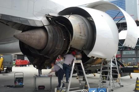 Um simples mecânico ou um profissional de aviação? Você decide.