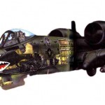 Dentro de um A-10 Warthog, imagens incríveis #video