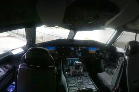 Boeing 787, como se inicia a operação de um avião novo?