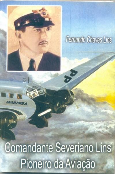 capa do livro O pioneiro da Aviação