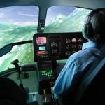 Simuladores de voo para helicópteros no Brasil