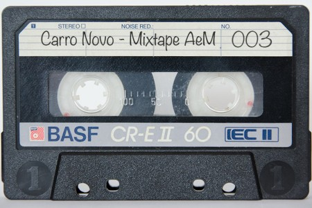 Será que toda música eletrônica é igual? Desafio Mixtape