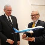 Boeing e USP em parceria tecnológica
