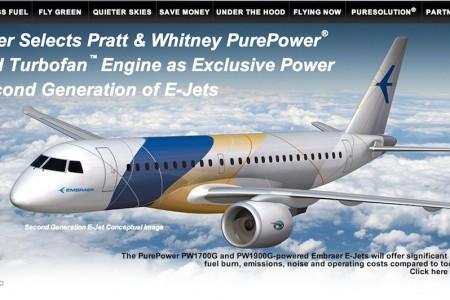E como funciona este motor que a Embraer escolheu para equipar sua segunda geração de E-Jets?