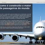 Como se constrói um Airbus A380
