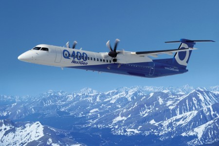 Bombardier (De Havilland) Dash 8 Q-400