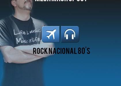 Rock Nacional dos Anos 80 em versão Mashup by Lito DJ