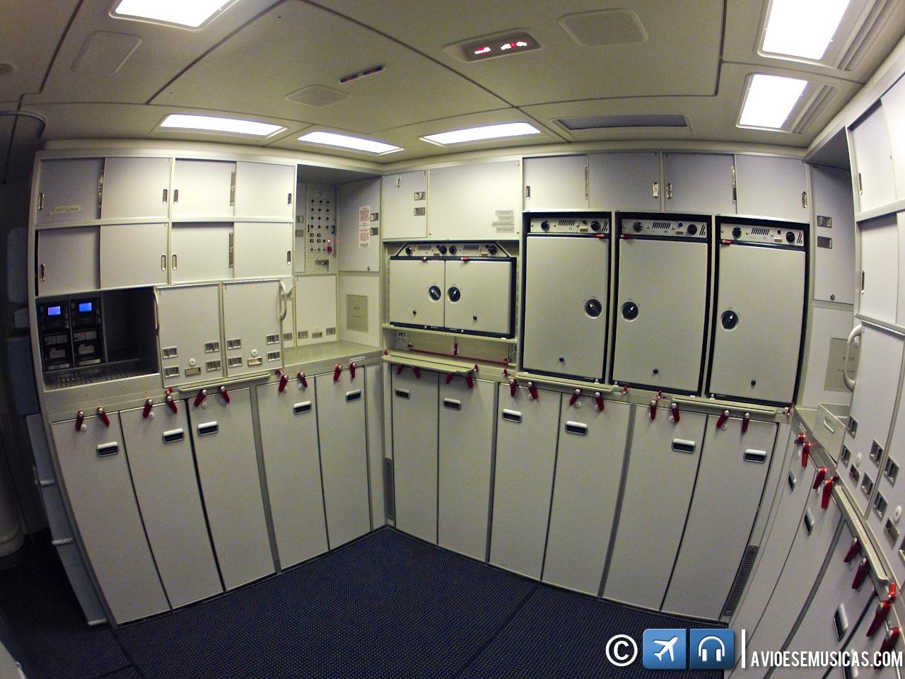 O Novo Boeing 777 300er Da American Airlines De Pertinho