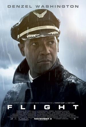 """Cartaz do filme """"O voo"""""""