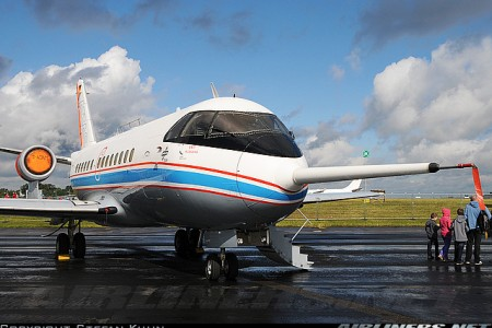 Fokker VFW 614, um espécime raro #história