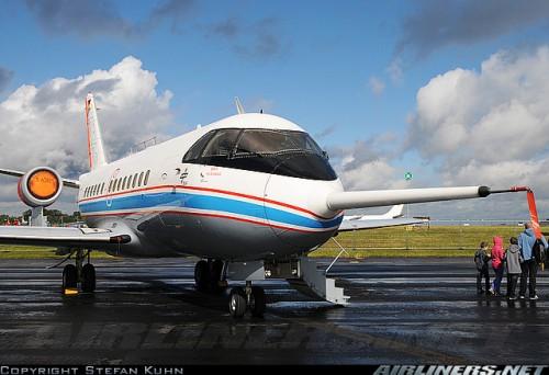 Fokker VFW-614, ave rara