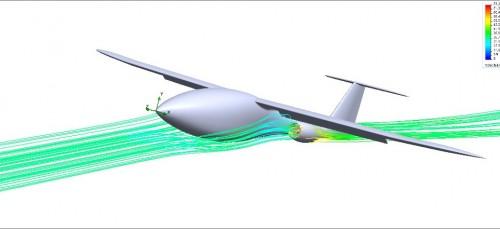 Estudo aerodinâmico do CEA 312