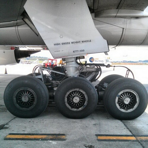 Boeing 777 Big Foot