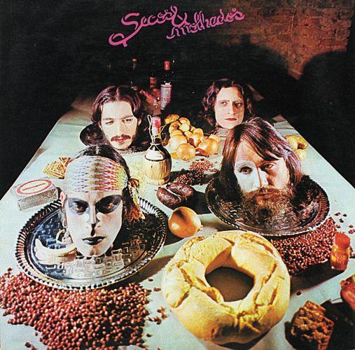 Secos & Molhados - capa do primeiro disco (1973)