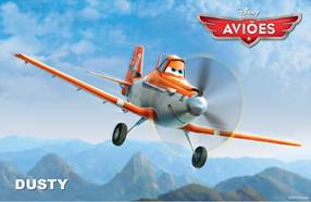 Aviões da Disney em 3D