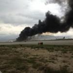 O que dizer sobre o acidente com o 747-400 da National Air Cargo?