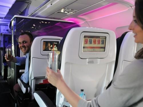 Imagem - Divulgação Virgin Atlantic