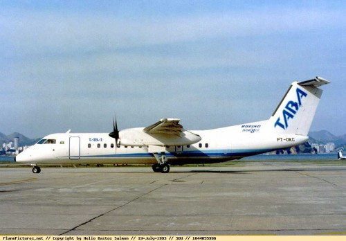 DH8-300 TABA