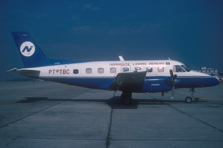 Nordeste Linhas Aéreas #história