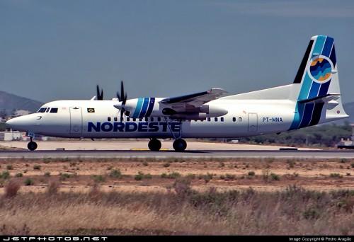 Fokker 50 Nordeste