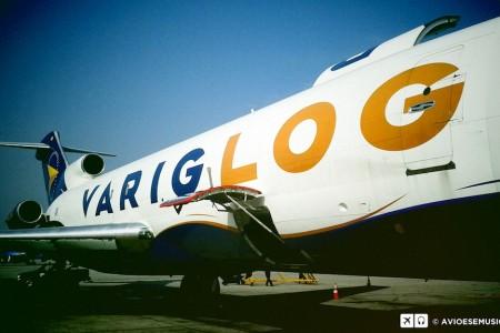 Uma pequena história do Boeing 727, parte 1