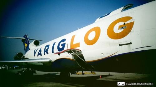 727 VarigLog - Foto © Lito