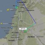 O Flightradar24 e a política internacional