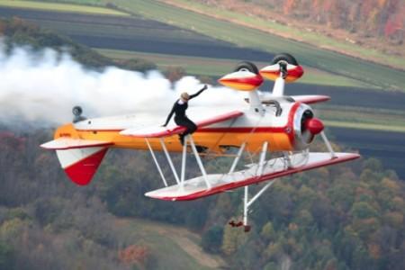 Dia triste para a aviação – Jane Wicker