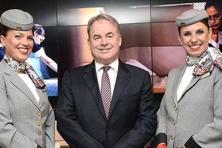 Etihad iniciará processo para contratar brasileiros