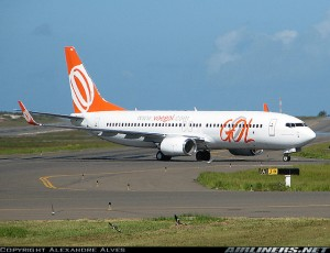 Boeing 737-800 Gol