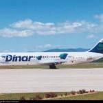 Dinar e seus MD-80, uma breve história