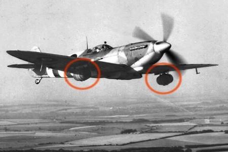 Spitfire, Aviação e cerveja