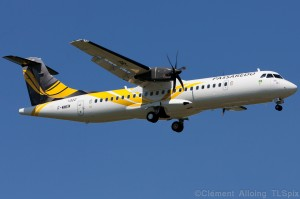 ATR 72 da Passaredo
