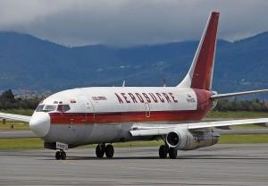 Aerosucre 737-200