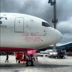 Outubro Rosa – Conscientização #OutubroRosa #aviação