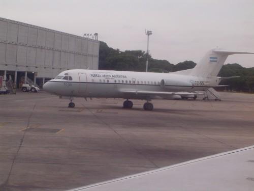 LADE Fokker 28