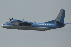 Antonov AN26 da Amazon Sky