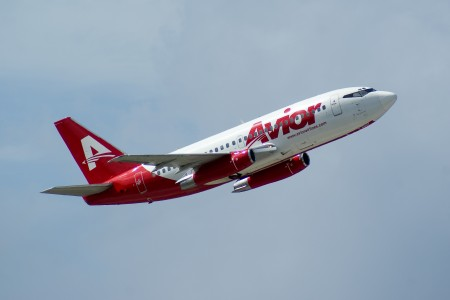 Aviação comercial na América do Sul – Venezuela