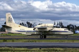 Antonov AN-32 SAEP