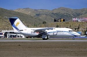 Bae 146 da Star Peru