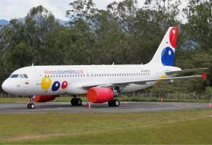 Airbus A320 Viva Colombia