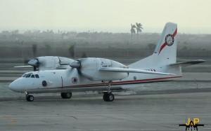 Antonov AN32 da ATSA