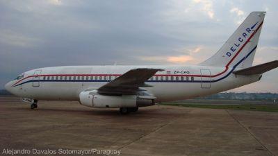 Delcar 737-200