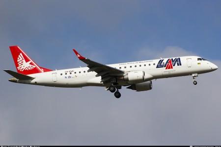 Tudo indica que o piloto derrubou intencionalmente o E-Jet da Embraer na Namíbia