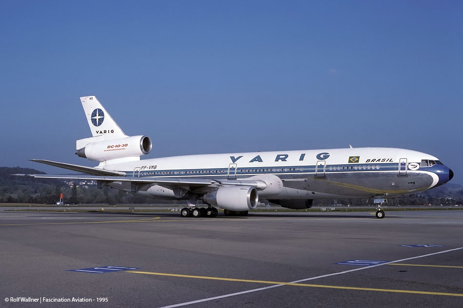 Varig : Avi�es e M�sicas