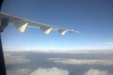 Voando o ATR-600